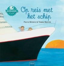 Pierre  Winters Willewete. Op reis met het schip