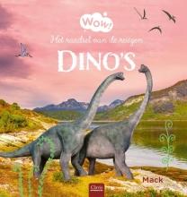 Mack van Gageldonk , Het raadsel van de reuzen Dino`s