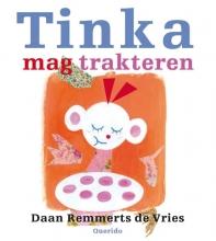 Daan  Remmerts de Vries Tinka mag trakteren
