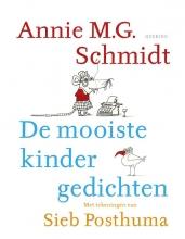 Annie M.G.  Schmidt De mooiste kindergedichten