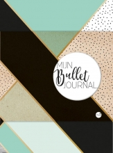 Nicole Neven , Mijn Bullet Journal - mint & goud