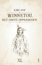 Karl May , Winnetou, het grote opperhoofd (in 2 banden)