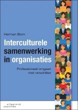 Herman Blom , Interculturele samenwerking in organisaties