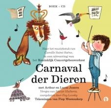 Camille  Saint-Saëns, Marjet  Huiberts Carnaval der Dieren