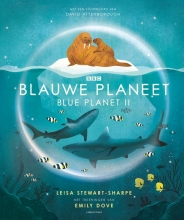 Leisa Steward-Sharpe , Blauwe planeet. Blue Planet II