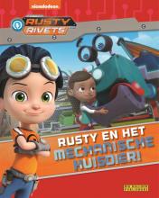 Rusty Rivets en het mechanische huisdier