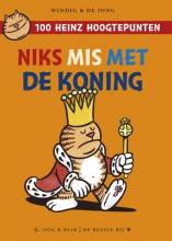 Jong, de / Windig, Rene Niks mis met de koning 5 ex.
