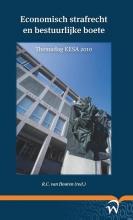 , Economisch strafrecht en bestuurlijke boete