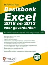 Studio Visual Steps , Basisboek Excel 2016 en 2013 voor gevorderden