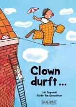Luk  Depondt Clown durft ...