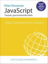 Peter  Kassenaar Web Development Library Javascript 2e editie