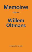 Willem Oltmans , Memoires 1990-C