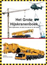 P.C.  Bosman Het grote hijskranenboek