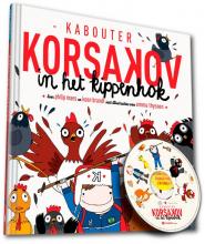 Koen Brandt Philip Maes, Kabouter Korsakov in het kippenhok