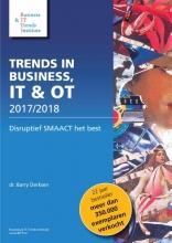 Barry Derksen , Trends in business IT & OT 2017/2018