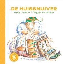 Atilla  Erdem, Benedicte  Moussa-Degreef Sesam-kinderboeken Salim, Sabah en de huissnuiver De loopwedstrijd