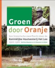 Berthus  Maassen, Ini  Maassen-te Brake Groen door Oranje