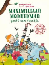 Joukje Akveld , Maximiliaan Modderman geeft een feestje