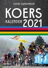 Geert Vandenbon , Koers Kalender 2021