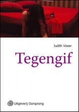 Judith  Visser Tegengif  - grote letter uitgave