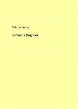 Dirk Lenaerts , Keniaans dagboek