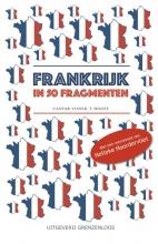 Caspar  Visser `t Hooft Frankrijk in 50 fragmenten