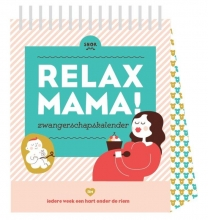 Elsbeth  Teeling Relax mama zwangerschapskalender