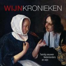 Mariëlla  Beukers Wijnkronieken