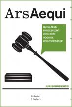 , Jurisprudentie Burgerlijk procesrecht 2010-2020 voor de rechtspraktijk