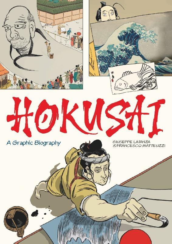 Giuseppe Lantaza,Hokusai