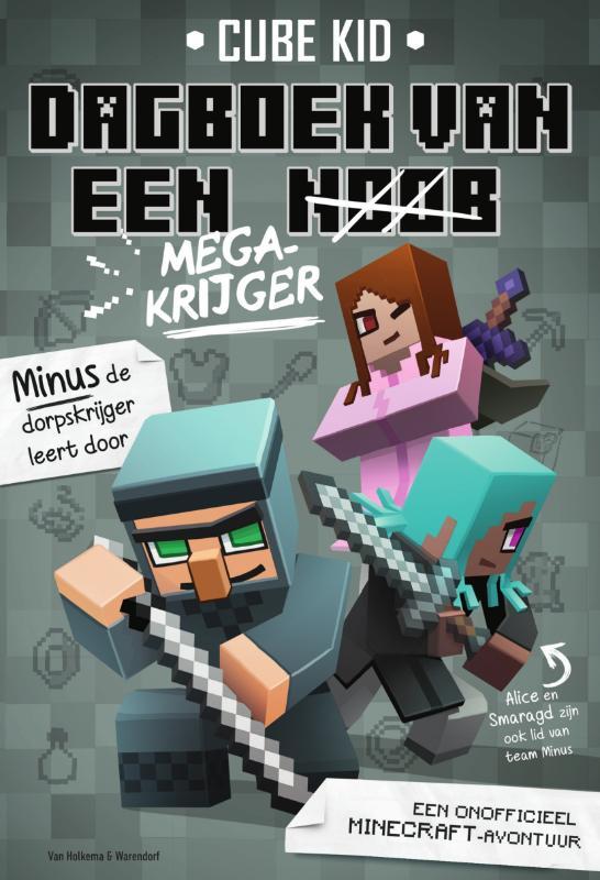 Cube Kid,Megakrijger
