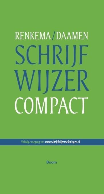 ,Schrijfwijzer Compact