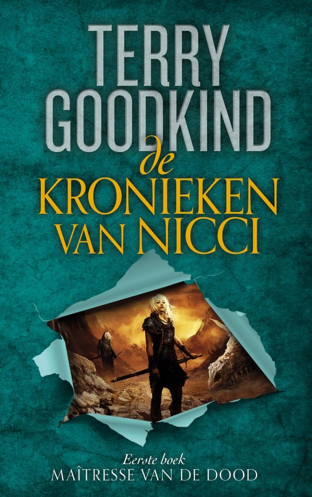 Terry Goodkind,Maîtresse van de Dood