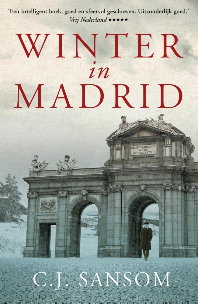 C.J. Sansom,Winter in Madrid