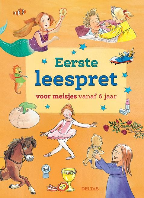 ,Eerste leespret voor meisjes vanaf 6 jaar
