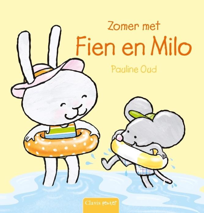 Pauline Oud,Zomer met Fien en Milo