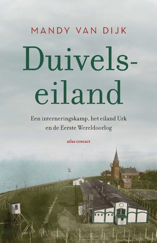 Mandy van Dijk,Duivelseiland