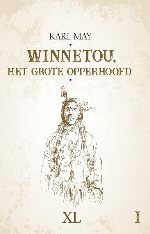Karl May,Winnetou, het grote opperhoofd (in 2 banden)