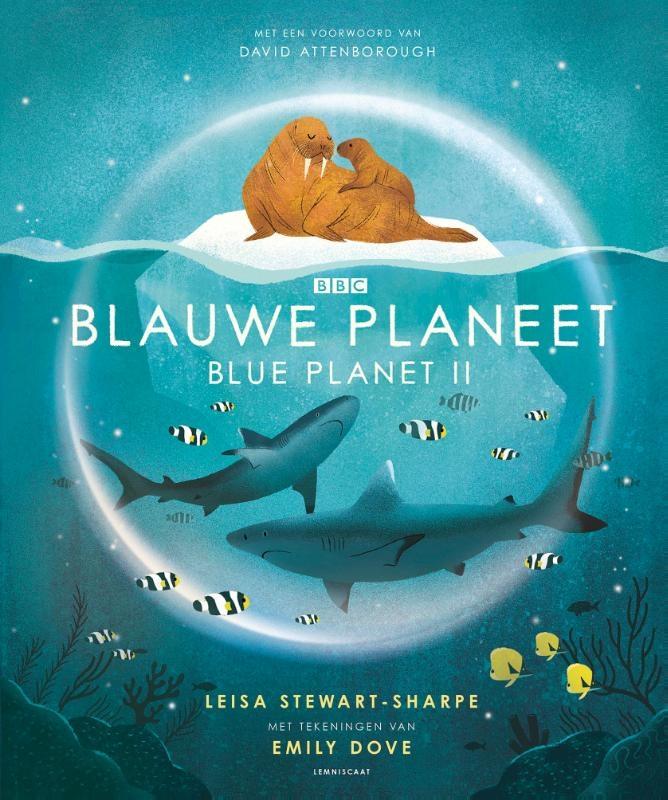 Leisa Steward-Sharpe,Blauwe planeet
