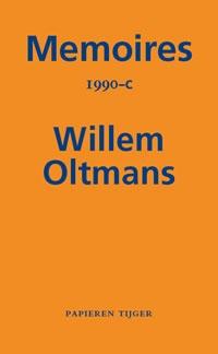 Willem Oltmans,Memoires 1990-C