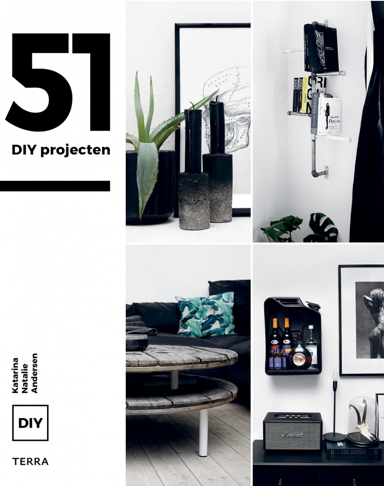 Katarina Natalie Andersen,51 DIY projecten