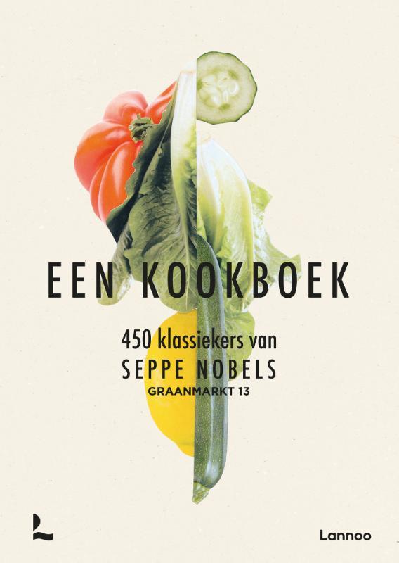 Seppe Nobels,Een kookboek.