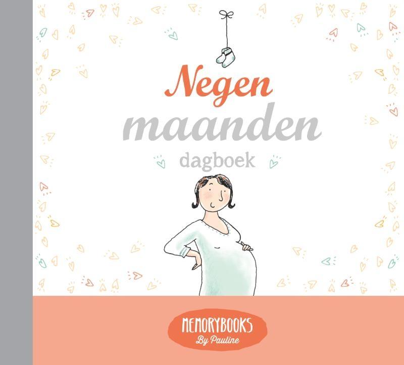Pauline Oud,Negen maanden dagboek