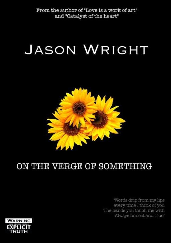 Jason Wright,On The Verge Of Something