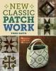Saito, Yoko,New Classic Patchwork