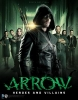 Titan Books,Arrow - Heroes and Villains