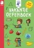 ,Klaar voor het 4e leerjaar: Vakantie-oefenboek