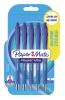 ,<b>Balpen Paper Mate Flexgrip Ultra blauw medium 5 stuks bliste</b>
