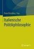 ,Italienische Politikphilosophie