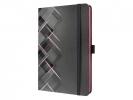 ,<b>notitieboek Sigel Conceptum Look Drive hardcover A5 Neon    Pink</b>
